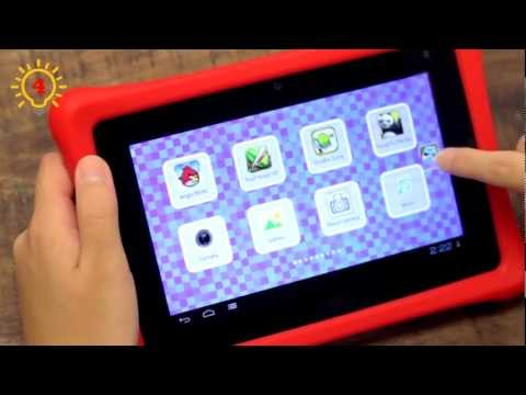 nabi Tips & Tricks: Add Apps