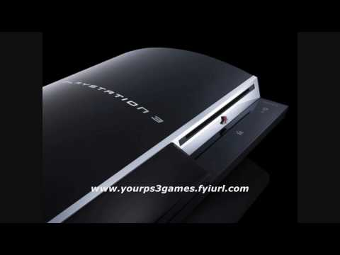 Sony Playstation 3 Games & PS3 Movie Downloads
