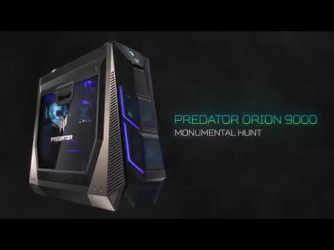 Predator Orion 9000 Gaming Desktop – Monumental Hunt