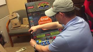 Arcade 1Up - Modding with Raspberry Pi - PakVim net HD