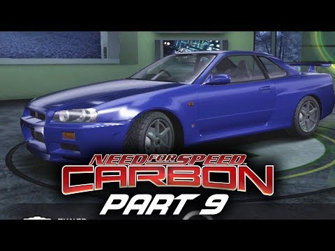 Need for Speed Carbon Gameplay Walkthrough Part 9 - UNLOCKING LOADS OF CARS