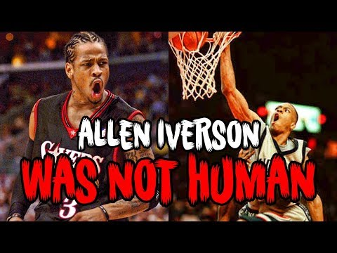5 Stories That Prove Allen Iverson Was NOT HUMAN