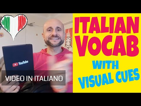 Learn and Improve Italian Vocabulary Words and Phrases: Learn Italian Online LIVE 14/10/17
