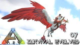 ARK: SURVIVAL EVOLVED - GUARDIAN ROCK DRAKE & PRIMAL STEGO E06