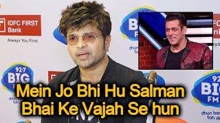 Salman Khan A Man With A Golden Hear, Says Himesh Reshammiya
