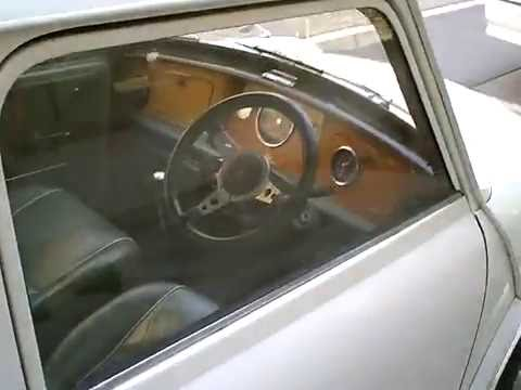 Mini Cooper - Right side steering