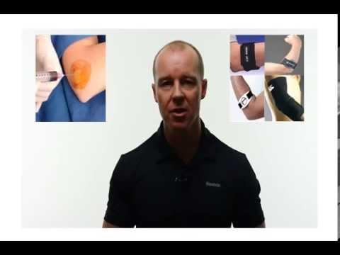 Tennis Elbow Home Treatment Program