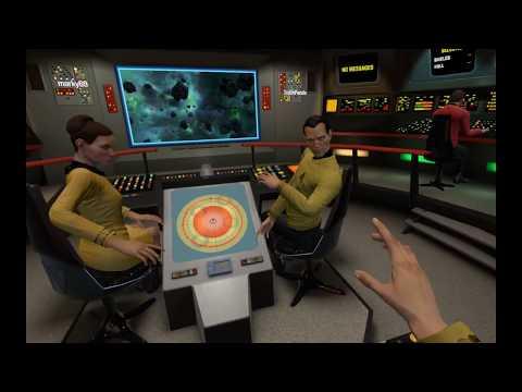 Star Trek Bridge Crew: CADETS GONE WILD