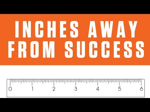 INCHES AWAY FROM SUCCESS OR FAILURE | SwenkToday #83