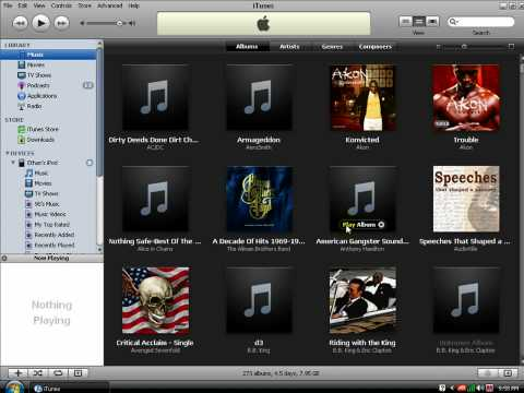 How to Transfer Music from Ipod to Itunes Library