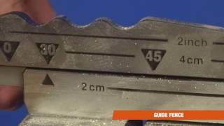 FERM Radial Mitre Saw - 1900W - 255mm | MSM1038