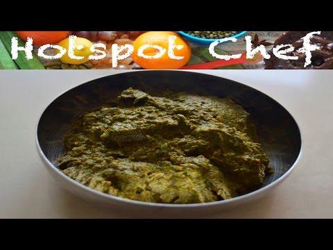MINT (PUDINA) THOKKU - South Indian Recipe