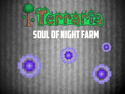 Terraria ios 1.2 | Easy way to get Souls of Night