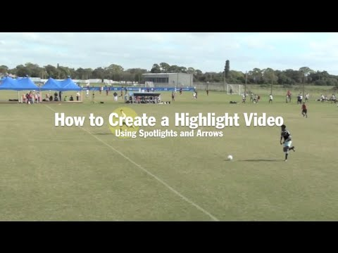 How To Make a Highlight Video with iMovie