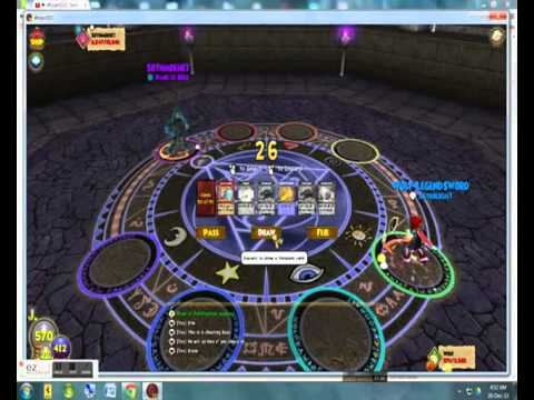 Wizard101 getting efreet spell!