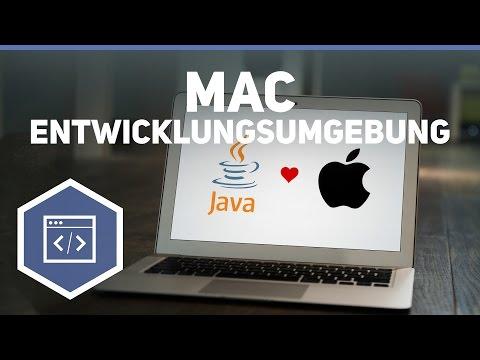 Java Entwicklungsumgebung einrichten (Mac) - Java Tutorial 1.1