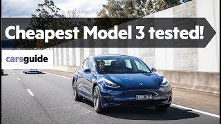Download Tesla Model 3 2020 review: Standard Range Plus Video