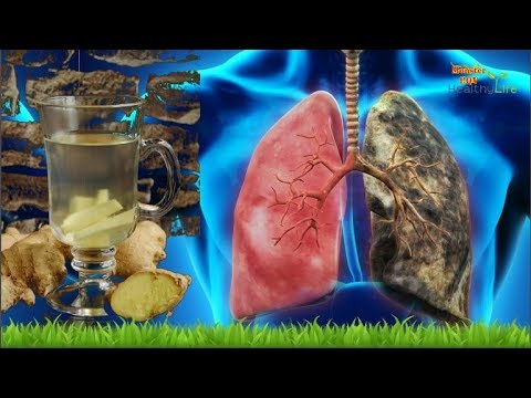 DIY: Simple Homemade Recipe Will Clean Your Lungs In Just 3 Days