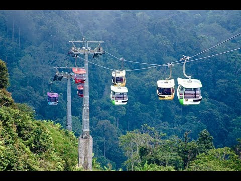 Cable Car - Genting Highlands, Malaysia