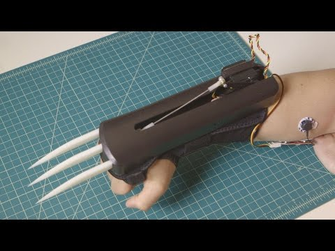 MyoWare Bionic Claws