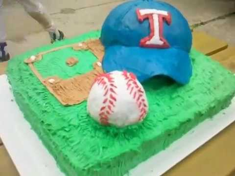 Tempo TITANS -- BASEBALL CAKE