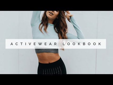 ACTIVEWEAR LOOK BOOK | Danielle Peazer