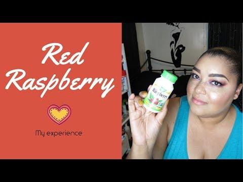 My Experience with Red Raspberry Leaf Herbal Vitamins