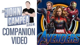Download Why Getting Avengers Endgame Tickets For Opening Weekend Is Harder Than Ever - TJCS Companion Video