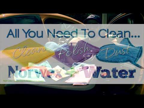 Cleaning with NORWEX - Vehicle Care/Detailing/Dusting Edition