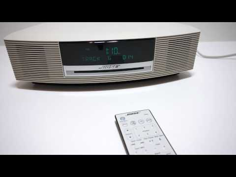 Bose Wave Music System AWRCC2 Demo