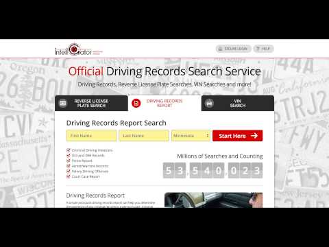 How To Get Your Minnesota Driving Record