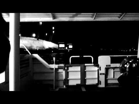 Paramore O2 Arena - Bus, Tube, Train, Walk, Train, Boat.