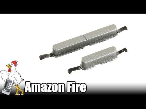 Guía del Amazon Fire: Cambiar teclas laterales