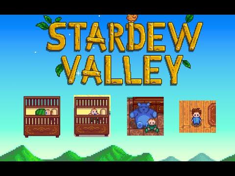 Having Children in Stardew Valley