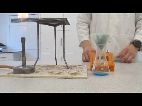 Required Practical   Making Copper Sulfate