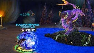 Wizard101 Solo Walkthrough - Wintertusk - Part 41 Hrundle Fjord