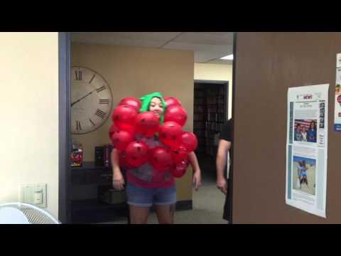 Hilarious Pac Man Halloween Costume