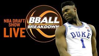 2019 NBA Draft LIVE SHOW