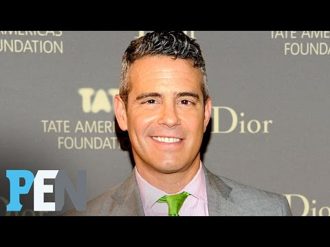Andy Cohen's 'Gold Star Gay' Status Quest Almost Ended With Threesome | PEN | Entertainment Weekly