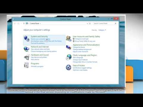 How to allow an app through the Windows® 8.1 Firewall