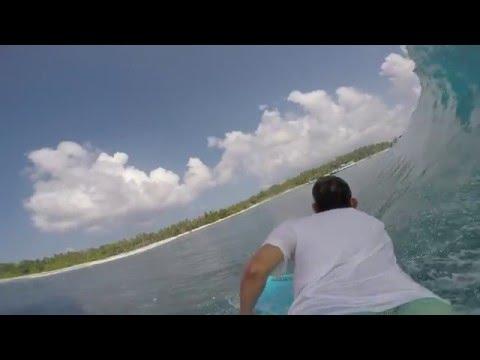 tubo indonésia bodyboard - lances right
