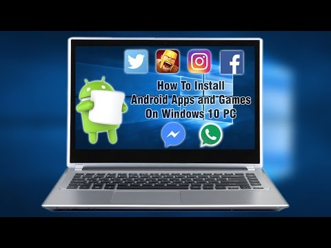 How To Install Android Apps and Games on Windows 10 PC ( Remix OS Player)