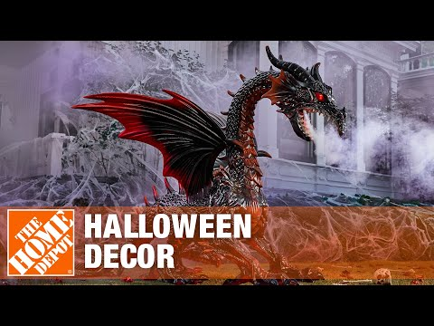 Halloween Decorations at The Home Depot