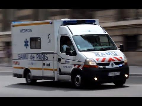 (Collection) Pompiers, SAMU, Police de Paris