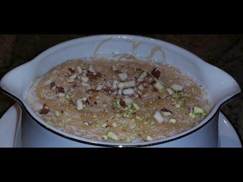 How to make Meethi Seviyan | Sweet Roasted Vermicelli Recipe