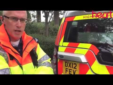 Find out what Highways England do on motorway patrols