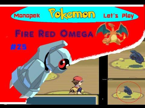 OMFG BELDUM!!!!!!!!   Pokemon Fire Red Omega - #25
