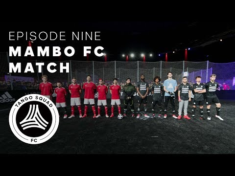 Mambo FC Match   Episode 9   Tango Squad F.C.