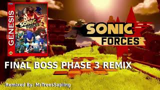 Sonic Forces - Death Egg Robot Phase 3(Final Boss
