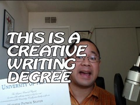 Writing: The Nitty Gritty - This is a Creative Writing Degree